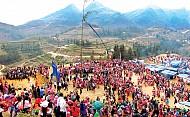 Du Lịch Sapa : Khám Phá Lễ Hội Gầu Tào Của Người Mông