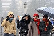 Rét Đậm, Băng Tuyết Bao Phủ Các Tỉnh Miền Bắc