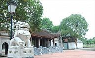 Hà Nội - Đền Gióng – Chùa Kiến Sơ - Đền Đô - Hà Nội