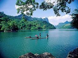 Du Lịch Hồ Ba Bể: Hà Nội - Hồ Ba Bể - Bắc Kạn - Hà Nội 3 Ngày 2 Đêm