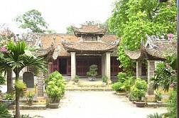 Hà Nội - Đình Chèm – Chùa Bồ Đề – Bát Tràng – Hà Nội