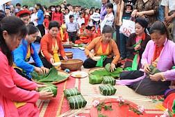Tour Du Lịch Lễ Hội Đền Hùng 2 Ngày 1 Đêm: Đền Hùng - Mẫu Âu Cơ - Lâm Thao - Việt Trì