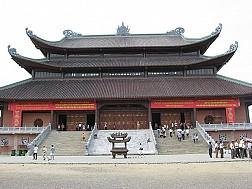 Hà Nội - Ninh Bình (Bái Đính, Tam Cốc) - Hạ Long - Yên Tử