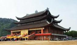 Tour Du Lịch Ninh Bình 1 Ngày: Hà Nội – Bái Đính – Tràng An