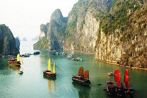 Hà Nội - Hạ Long - Đảo Cát Bà - Hà Nội 3 Ngày 2 Dêm