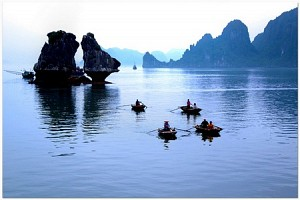 Hà Nội - Vịnh Hạ Long - Tuần Châu - Hà Nội 2 Ngà 1 Đêm