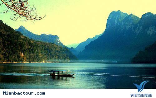 Du Lịch Hồ Ba Bể: Hà Nội – Hồ Ba Bể - Động Hua Mạ 2 Ngày 1 Đêm