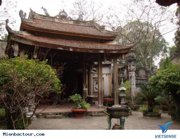 Hà Nội - Đền Chử Đồng Tử (Hưng Yên) - Đền Lảnh Giang (Hà Nam) – Hà Nội