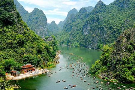 Tour Du Lịch Chùa Hương Từ Hà Nội - 1 Ngày