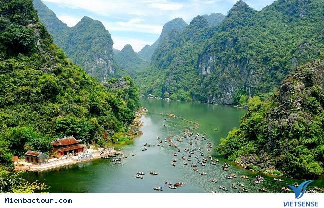 Tour Du Lịch Ninh Bình - Bái Đính - Tràng An Từ Hà Nội - 1 Ngày